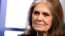 Gloria Steinem Says The Only Man She'll Endorse For President Is Bill De Blasio