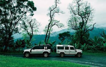 Land Rover年度鉅獻「野的傳承」!前進宜蘭寒溪不老部落、探索心野則強的傳奇篇章