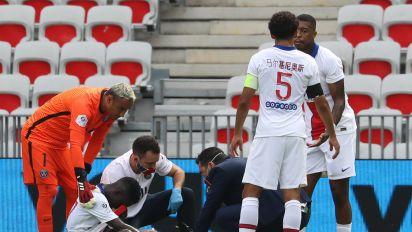 Nice-PSG (0-3) : des nouvelles rassurantes pour Idrissa Gueye