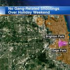 Community activists announce no gang shootings in several vulnerable neighborhoods over holiday weekend