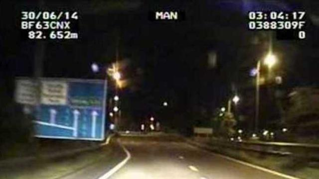 West Midlands Police Release Footage of 'Meteor Fireball'