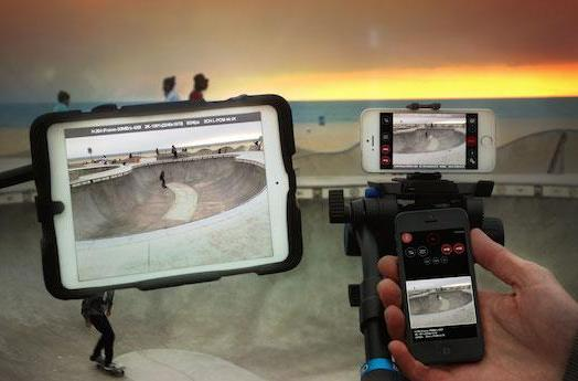 Ultrakam lets your iPhone capture higher resolution film-like video clips