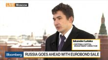 Sistema's Lutsko Says Russia Eurobond Sale Is a Clear Strategic Move