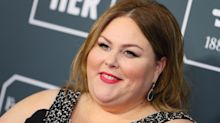 'It's about progress, not perfection': Chrissy Metz opens up about battling 'weight issues'