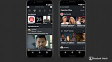Facebook Nearly Doubles Watch Users in 6 Months