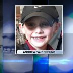 Missing boy Andrew 'AJ' Freund: Boy, 5, did not leave home on foot, police say