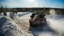 Ice-master Tanak claims Arctic Rally