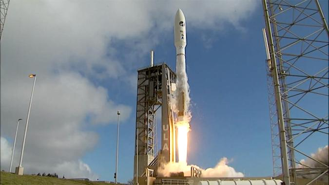 Space Force X-37B launches aboard ULA rocket