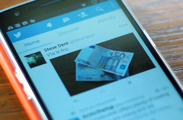 You can now tweet money to friends, if you live in France