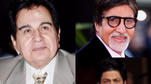 Here's why Dilip Kumar, Amitabh Bachchan, and Shah Rukh Khan couldn't do a film together
