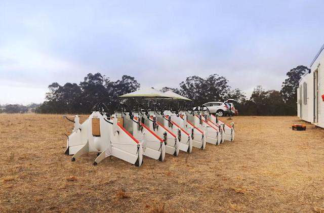 Feds give Google OK to test Project Wing drone deliveries