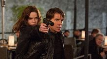 Meet 'Mission: Impossible – Rogue Nation' Breakout Star Rebecca Ferguson