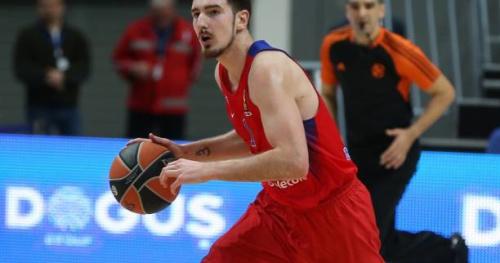 Basket - Euroligue (H) - Euroligue : le CSKA Moscou domine l'Unics Kazan et prend le pouvoir