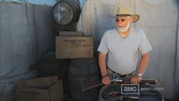 The Firearms of AMC's Hell On Wheels
