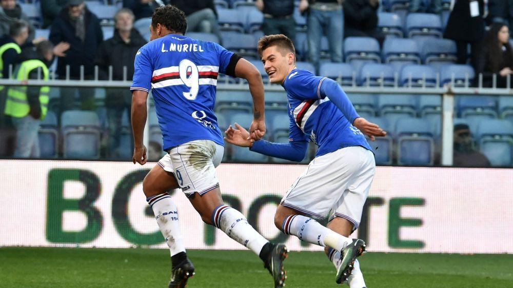 Probabili formazioni Udinese-Sampdoria: Muriel con Schick
