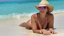 Ivete Sangalo faz elogio à própria boa forma: 'Tenho corpão ou não tenho?'