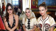 Dakota Johnson con sus hermanas menos famosas (incluyendo a Stella Banderas)