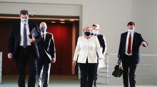 Corona: Merkel und Länder einigen sich auf gemeinsame Schritte - die Beschlüsse im Überblick