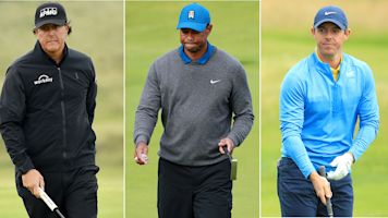 Big names will likely punch out early at Open