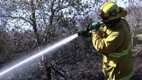 Crews Make Gains on Worst of San Diego Fires