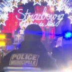 Deadly terror attack near Christmas market in Strasbourg