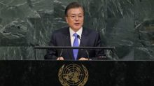 South Korea's Moon says North Korea crisis must be handled in 'stable' manner
