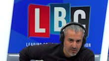 The powerful text message that stopped Maajid Nawaz in his tracks