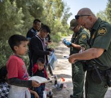 Patrolling the border, where immigrants wait to be caught