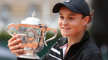 Tennis chief's shocking remarks about Ash Barty