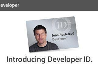 Apple introduces Developer ID, laying groundwork for Gatekeeper