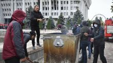 Kyrgyzstan cancels parliament election results after unrest