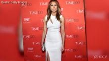 Diätplan für Topfigur: So ernährt sich Melania Trump