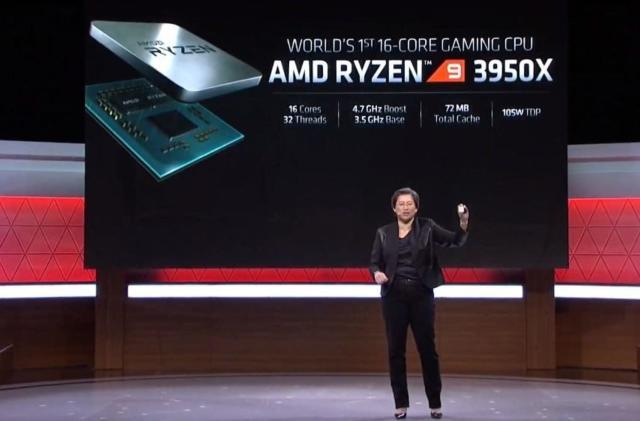 AMD delays 16-core Ryzen 9 CPU to November