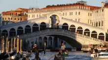 Venedig beschränkt Gondeln, weil Touristen zu dick geworden sind