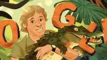Google condemned by Peta for celebrating Steve Irwin: 'He was killed while harassing a stingray'
