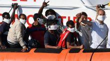Migration: Geflüchtet aus Tunesien