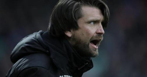Foot - HOL - Nimègue - L'entraîneur de Nimègue Peter Hyballa démissionne