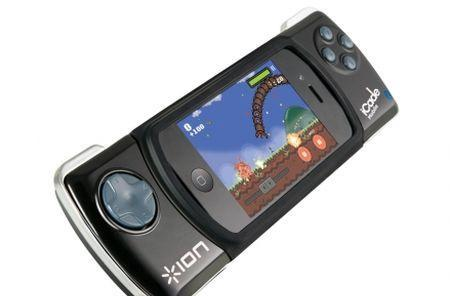The iCade Mobile puts console-style buttons on your iPhone or iPod touch