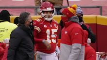 Patrick Mahomes' concussion scare reminds the Chiefs there's one thing they can't control in quest to repeat