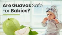 Amazing Health Benefits Of Guava For Babies