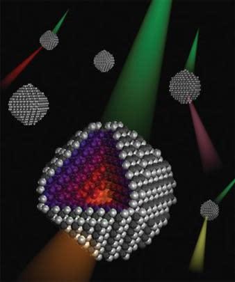 Nanocrystal breakthrough promises more versatile lasers, world peace