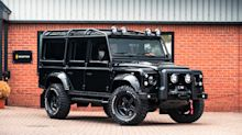 Twisted to start selling its Defenders in America with some very American V8s