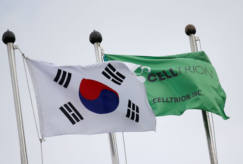 South Korea approves Phase 2/3 trials of Celltrion's COVID-19 antibody drug