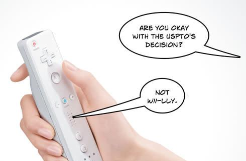 Wee bit of trouble: Nintendo can't trademark 'Wii Remote'