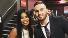 MAFS star Cyrell Paule defends 'trashy' and 'offensive' pregnancy pic