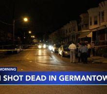 Man dies after being shot 18 times in Germantown
