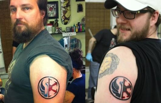 BioWare co-founder and live producer get SWTOR launch day tattoos