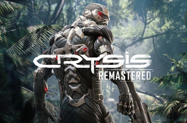 'Crysis Remastered' is coming to PC, PS4, Xbox One and Switch