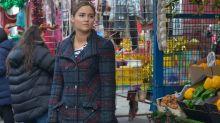 EastEnders' Lauren threatens to expose Max's secret