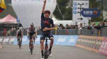 Giro - Giro: Tao Geoghegan Hart remporte la 15e étape, Joao Almeida sauve son maillot rose